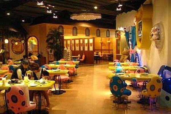 Buddy Bear Restaurant