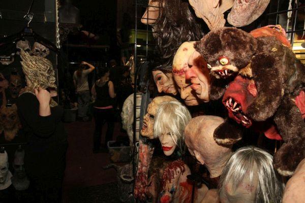 Netherworld is haunted house