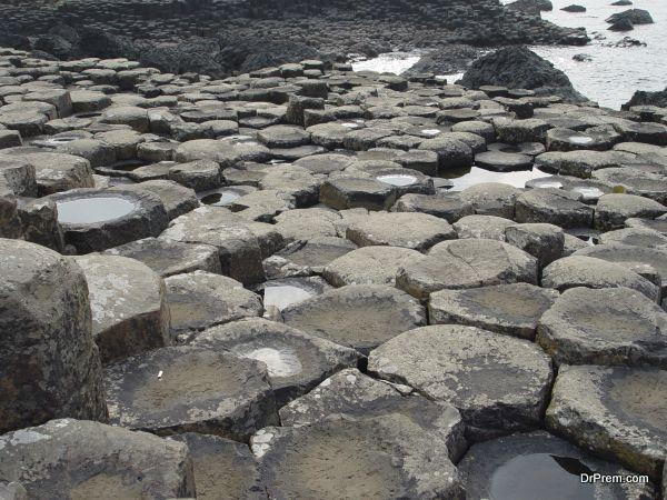 Columnar Basalt, Ireland