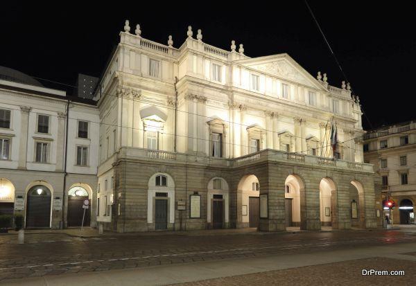 La Scala, Italy