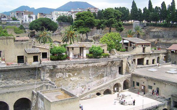 Herculaneum Naples, Italy
