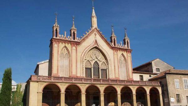 Monastere Notre-Dame-de-Cimiez