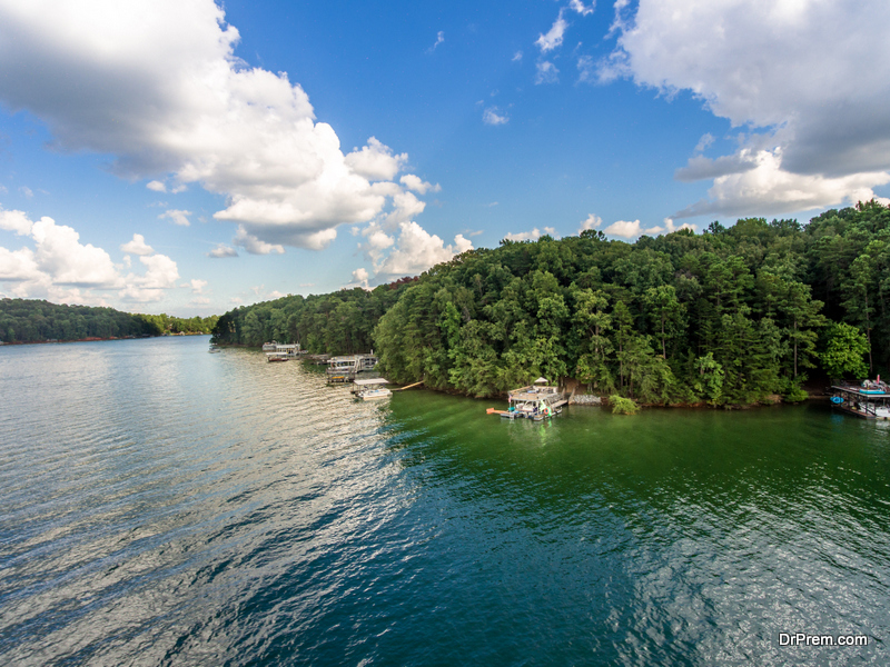 Lake-Lanier-Area-Campgrouds-Georgia