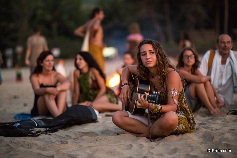hippie travel destination of the world