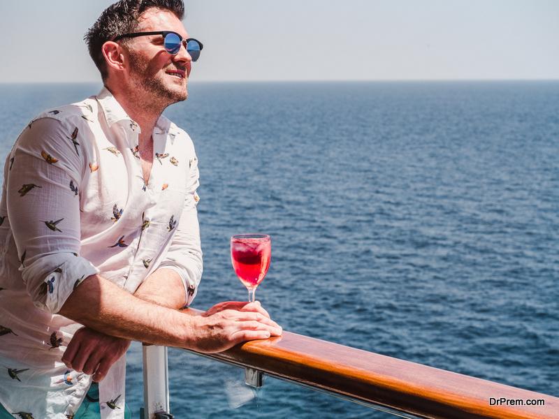 onboard drinks