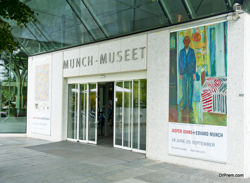 The Munch Museum in Oslo