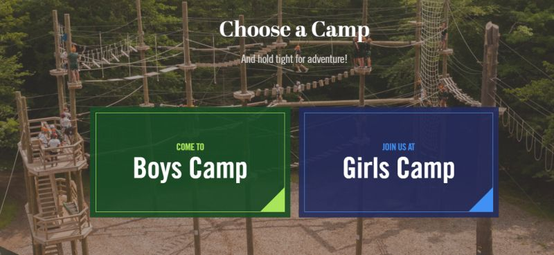 Raquette Lake Camp, New York (best for both boys and girls)