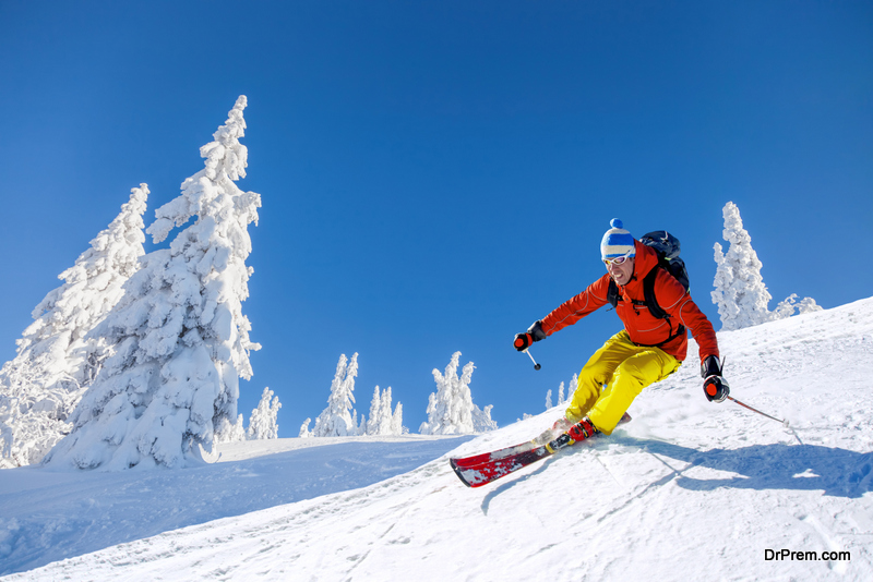 choose the best ski resort out there